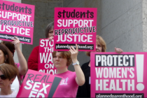 Stop the War on Women's Reproductive Rights