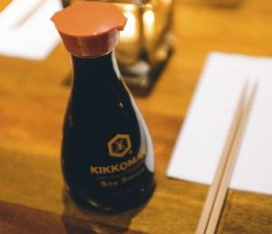 Kikkoman soy sauce Barn Images Flickr