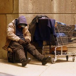Legalize Feeding the Homeless
