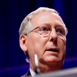 Tell Mitch McConnell to Obey the Constitution