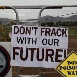 Stop Approving Toxic Fracking Permits