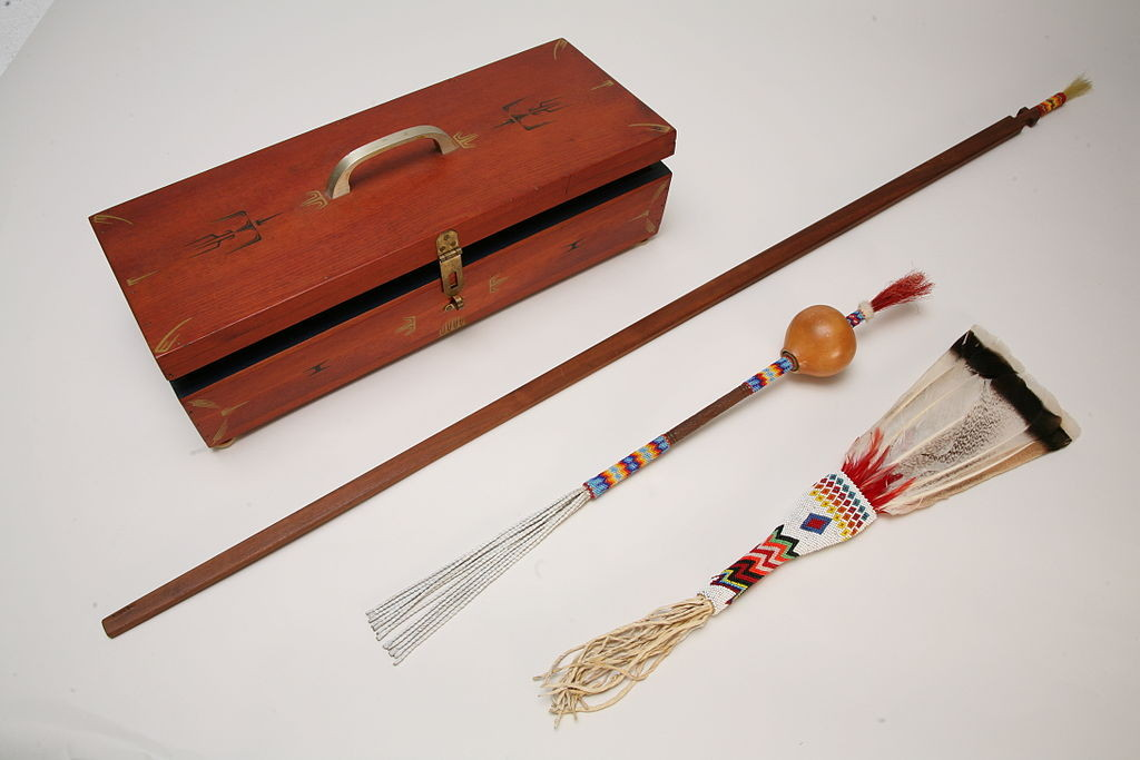 Return Sacred Native American Items From Auction House