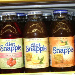 Snapple: Stop Harming the Environment With Plastic Bottles