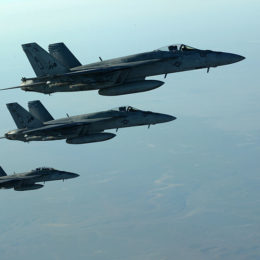 Investigate Civilian Deaths Allegedly Caused by U.S.-Led Airstrike