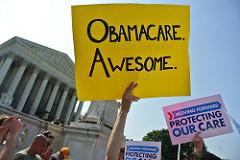 Success: Obamacare Lives