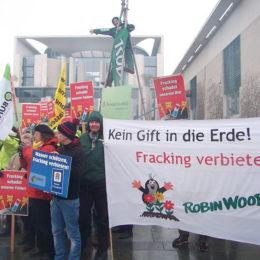 Demand That Germany Ban Harmful Fracking