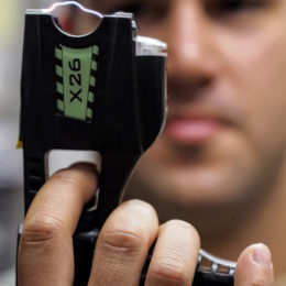 Penalize Officer Who Allegedly Used Taser on Pregnant 17-Year-Old