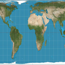 Applaud Introduction of Non-Eurocentric Maps in Public Schools