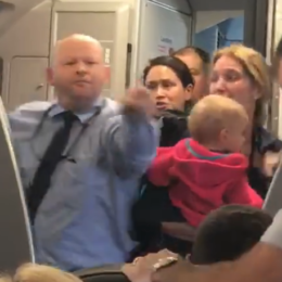 Demand American Airlines Apologize for 'Hitting' Passenger