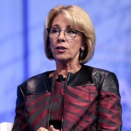 Betsy DeVos: Keep Student Loan Protections In Place