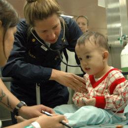 Don't Cut Healthcare Funding for Children