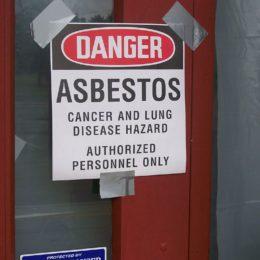 Scott Pruitt: Do Not Overturn Asbestos Regulations