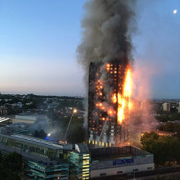 Hold British Official Accountable for Tower Tragedy
