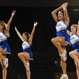 Success: Coach Accused of Forcing Cheerleaders into Splits Fired