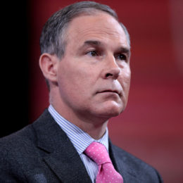 Protect Freedom of the Press: Tell Scott Pruitt Harassing Reporters is Not OK