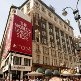 Stop Alleged Racial Profiling at Macy's
