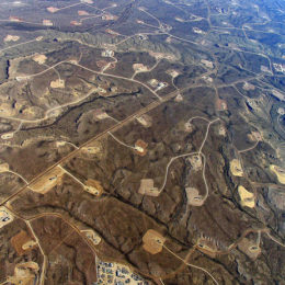 Don't Pollute Fresh Water with Massive Fracking Project