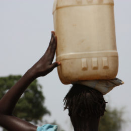 Give Children Access to Safe Drinking Water