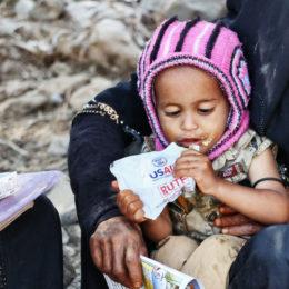 Lift Blockade and Save Yemen from World's Largest Famine