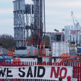 Applaud France for Banning Fracking and Oil Drilling