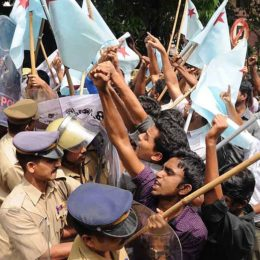 Reject Acts of Brutal Violence Against Peaceful Students
