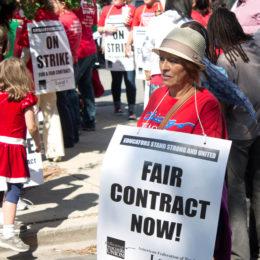 Demand Teachers Be Paid Their Worth
