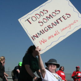 Pressure Trump Into Welcoming Central American Refugees