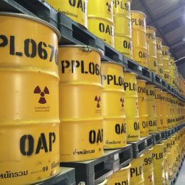 Keep Nuclear Waste Away From Residential Areas
