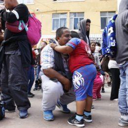Demand Asylum for Honduran Migrant Caravan Refugees