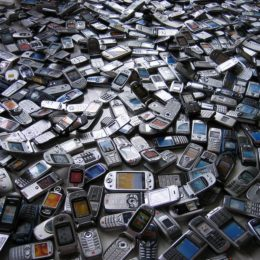 Regulate Electronic Waste to Protect Waterways and Public Health
