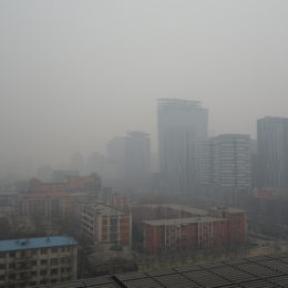 Reduce Air Pollution Choking Chinese Provinces