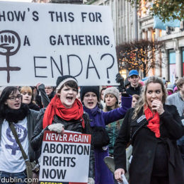 Success: Ireland Lifts Constitutional Ban on Abortions