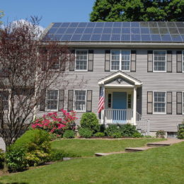 Require Solar Panels on New Houses
