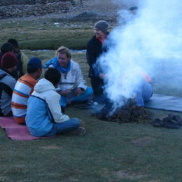 Reduce Toxic Fumes in Rural India