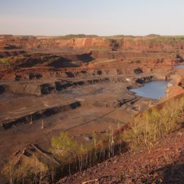 Don't Allow Mining Companies to Destroy National Forest