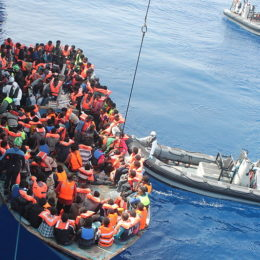 Don't Close Ports to Rescue Ships and Migrants in Need