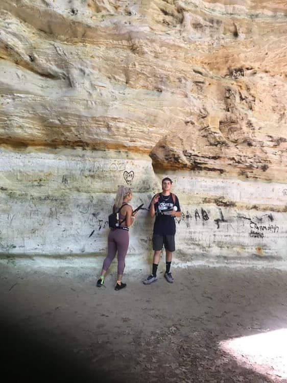 Punish Vandals Who Reportedly Defaced Ancient Native